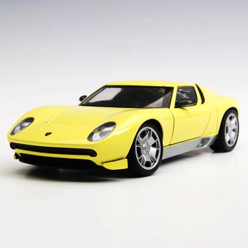 [MOTORMAX] 1:24 Lamborghini Miura Concept - 73367,diecast model car