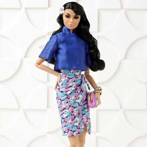 Poppy Parker  Pretty in Polynesia Dressed Doll - PP051