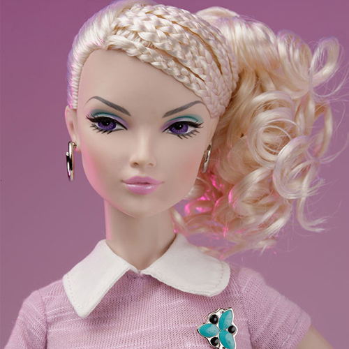 "16"" Trend Spotted Tulabelle Dressed Doll - 86006"