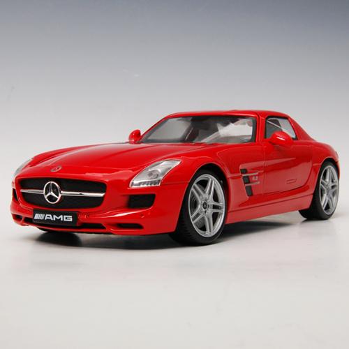[MOTORMAX] 1:18 Mercedes-Benz SLS AMG - 79162