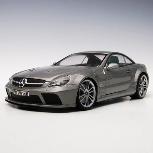 [MOTORMAX] 1:18 Mercedes-Benz SL65 AMG Black Series - 79161