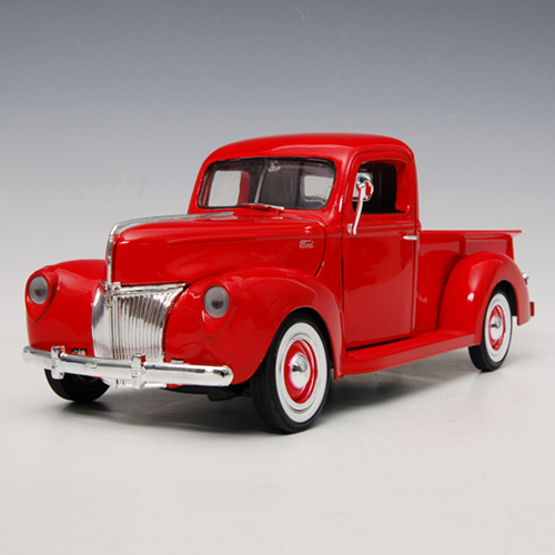 [MOTORMAX] 1:18 1940 FORD PICKUP - 73170