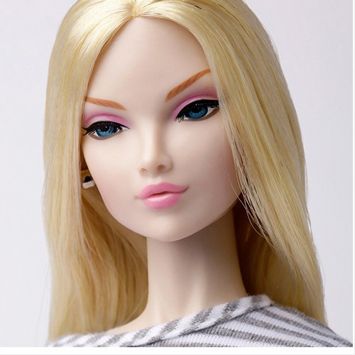 "16"" J'Adore Blond Basic Tulabelle Doll - 86001"