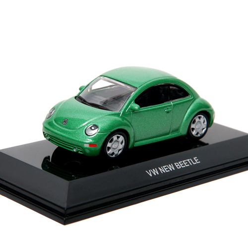 AUTOART 1:64 VW NEW BEETLE 99 Green_20171
