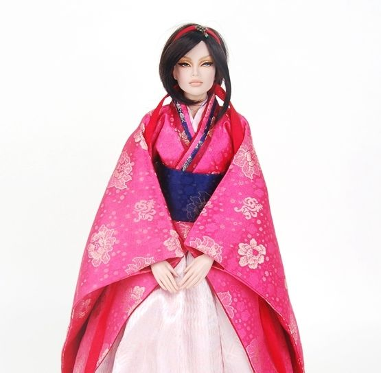 "16""The Japanese Styled JangGeum-only outfit"