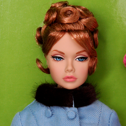 Barefoot in the Park Poppy Parker as Corie Bratter Dressed Doll Gift Set - 14019