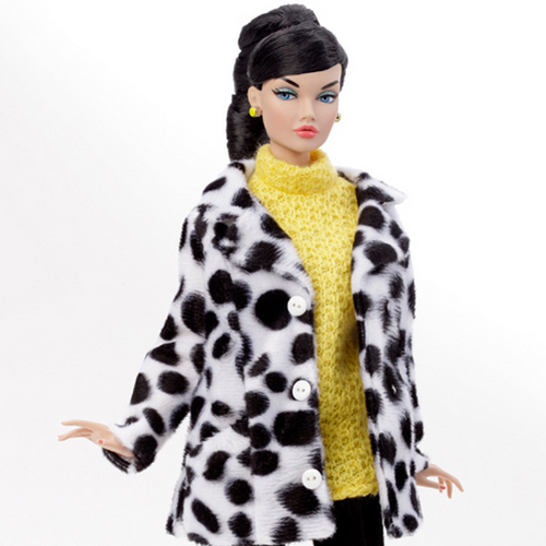"16"" Poppy Parker Fashion Teen Winter Wowzers!  Dressed Doll - 84004"