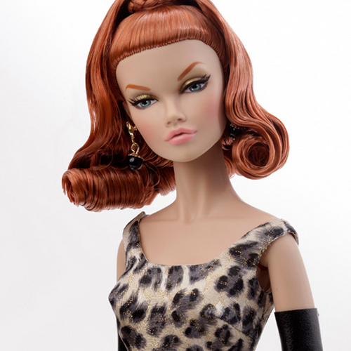 "16"" Poppy Parker Fashion Teen Magic Moment Dressed Doll - 84003"