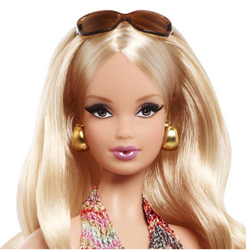 City Shopper Barbie Doll - X8256