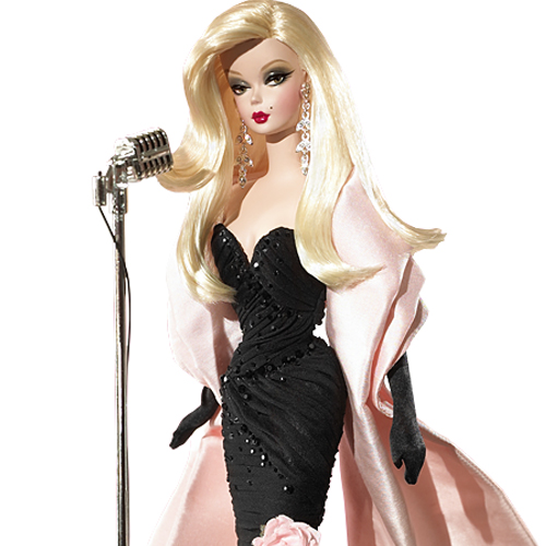 Stunning in the Spotlight Barbie Doll-N6603