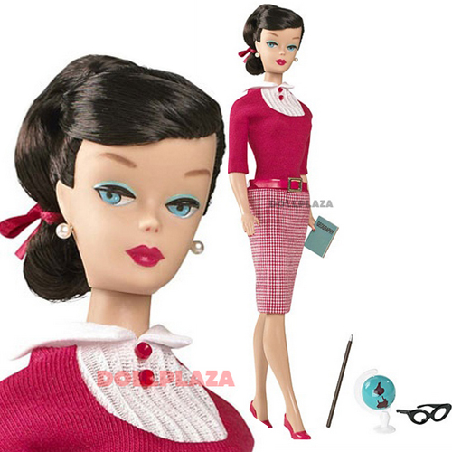 MY FAVORITE CAREER BARBIE DOLL The Teacher-R4470