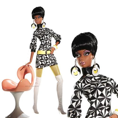 Barbie 2009Pop Life™ Doll (blackhead) N6595
