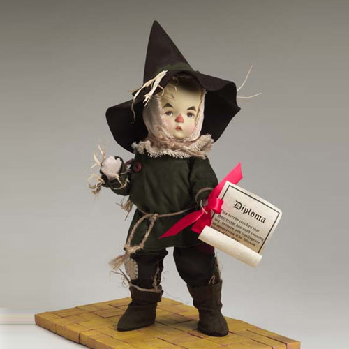 [Damage] Patsy as Scarecrow Dressed Doll E5-Z14D-15-002
