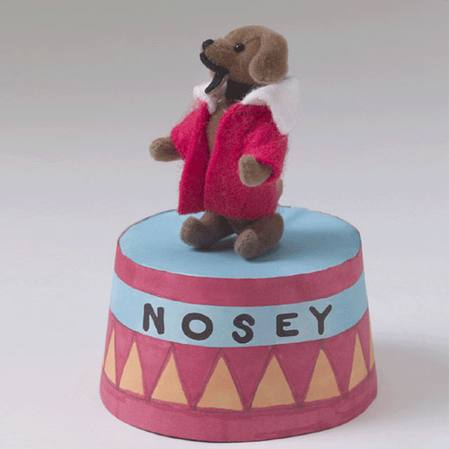 "8"" Tiny Circus Nosey Set"