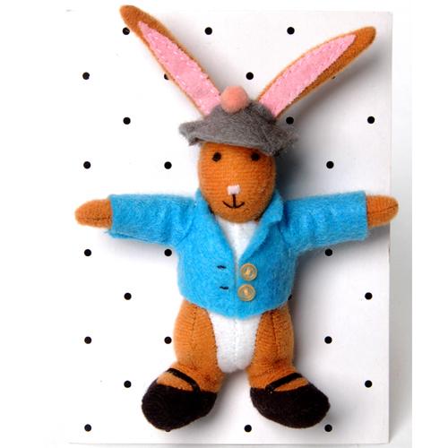 """TONNER 3.5"""" Mr. Bunny-T5E10A00003"""
