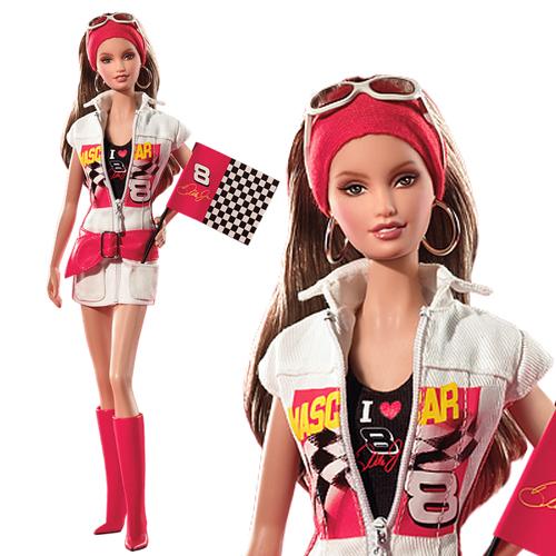 Dale Earnhardt, Jr. NASCAR Barbie Doll-K7973