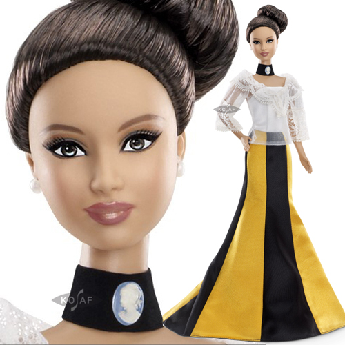 Philippines Barbie Doll - X8423