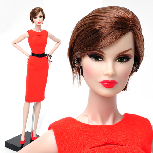 "12"" Full Spectrum Véronique Perrin™ Dressed Doll-91347"