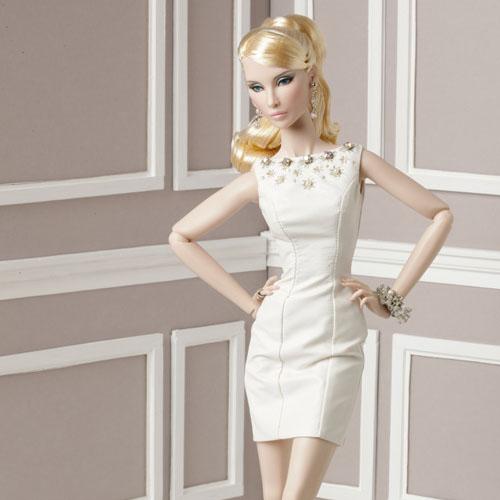 "FR:16  16"" Platinum Society Hanne Erikson Dressed - 78008"