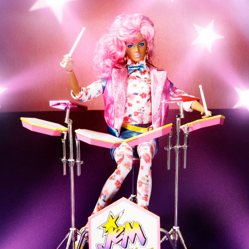 Raya Alonso The JEM AND THE HOLOGRAMS™ Collection - 14046