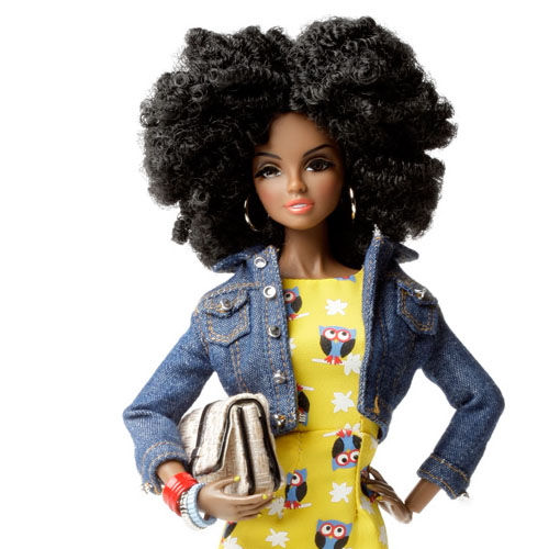 Natural Beauty Tooka Dressed Doll Dynamite Girls Love Revolution Collection-66095