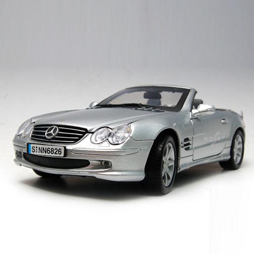 [MOTORMAX] 1:18 Mercedes-Benz SL500 - 73130