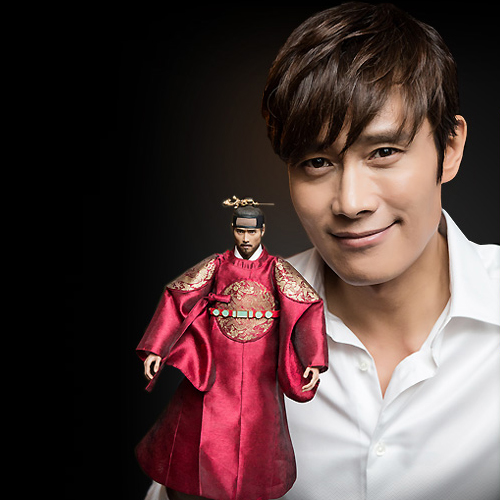 Byung-hun lee collectible Figure Limited Edition