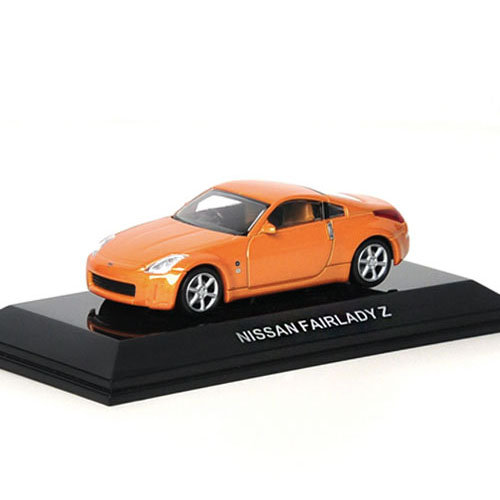 AUTOART 1:64 NISSAN FAIRLADY Z COUPE SUNSET ORANGE -20282