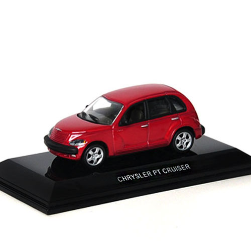 AUTOART 1:64 CHRYSLER PT CRUISER 2001 RED_20062