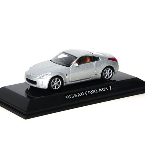 AUTOART 1:64 NISSAN FAIRLADY Z COUPE DIAMOND SILVER-20281
