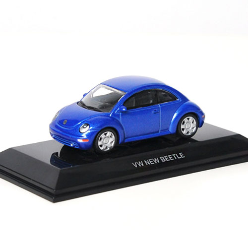 AUTOART 1:64 VW NEW BEETLE 99 BRIGHT BLUE_20172