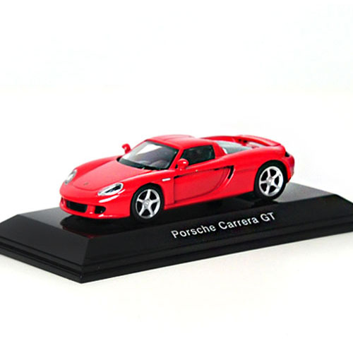 AUTOART 1:64 PORSCHE CARRERA GT RED - 20633