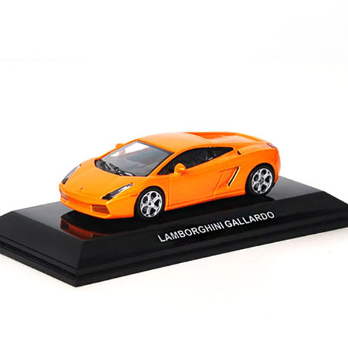 AUTOART 1:64 LAMBORGHINI GALLARDO MET ORANGE - 20293