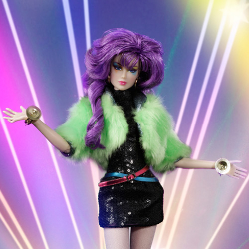 "12"" Constance Clash Montgomery The JEM AND THE HOLOGRAMS Collection-14049"