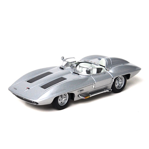 AUTOART 1:43 CHEVROLET CORVETTE STINGRAY 1959 SIVER_51001