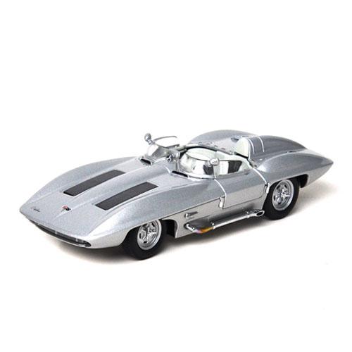 AUTOART 1:43 CHEVROLET CORVETTE STINGRAY 1959 SIVER_51001