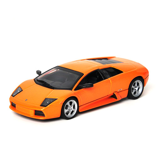 AUTOART 1:43 LAMBORGHINI MURCIELAGO 2001' METALLIC ORANGE-54512