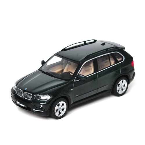 AUTOART 1:43 BMW X5 4.8i DARK GREEN 55156