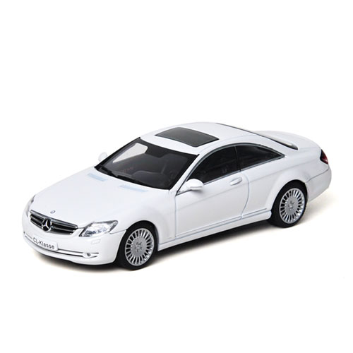 AUTOART 1:43 MERCEDES-BENZ CL-KLASSE WHITE-56243
