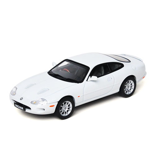 AUTOART 1:43 JAGUAR XKR COUPE WHITE_53622