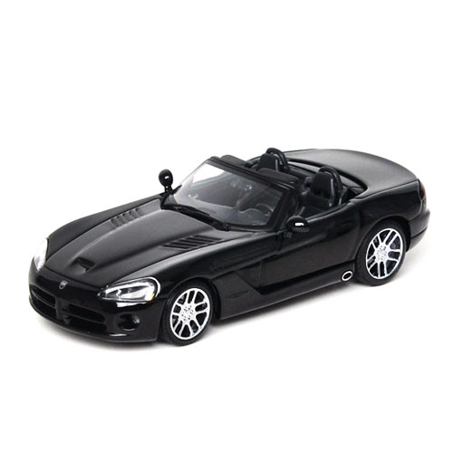 AUTOART 1:43 DODGE VIPER SRT-10 2003 BLACK-51702