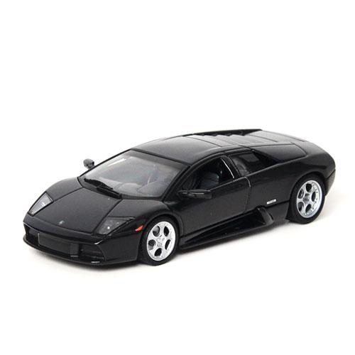 [AUTOART] 1/43 LAMBORGHINI MURCIELAGO 2001 'METALLIC BLACK-54513