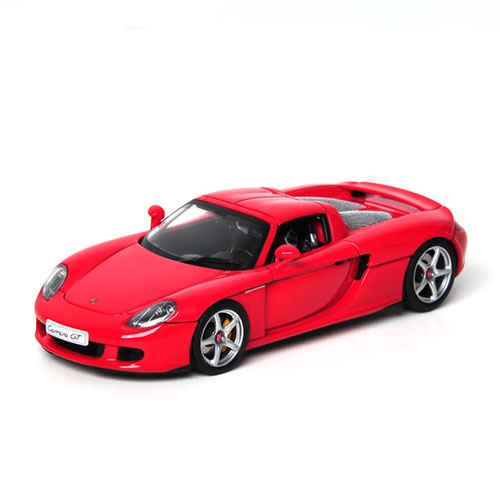 AUTOART 1:43 PORSCHE CARRERA GT RED - 58043