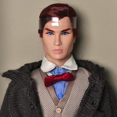 FR Silent Partner Romain Perrin Dressed Doll - 91251