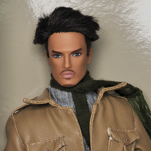 FR Leading Man Lukas Maverick Dressed Doll - 91249