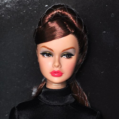 "12"" Agent Lotta Danger Poppy Parker Dressed Doll-PP060"