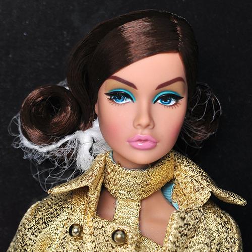 """12"""" Spy-A-Go-Go Poppy Parker Dressed Doll-PP061"""