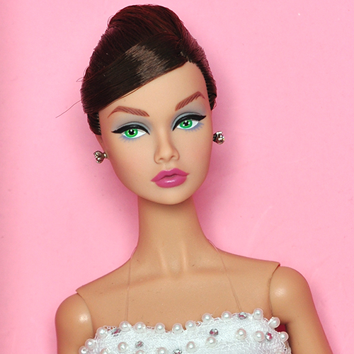 Poppy Parker The Look of Love Dressed Doll - PP014