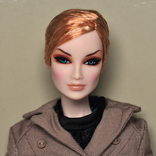 Nu.Face London Mist Imogen Dressed Doll - 82035