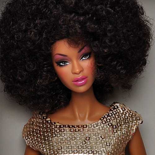 Soul Deep, Adele Makeda Close-Up Doll, The Dazzle Collection - 91243